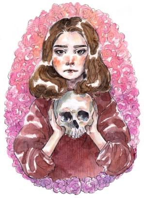 1 Ritratto Luana Vecchio - Biografie