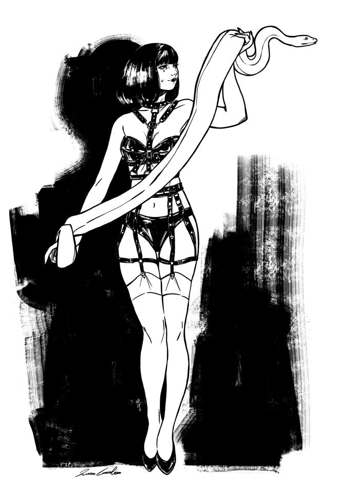 Miss Mistress