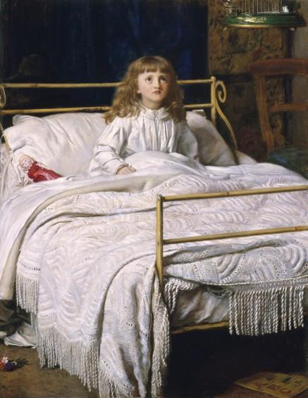 Sir-John-Everett-Millais-Risveglio-1865-Waking