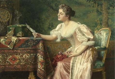 Władysław_Czachórski_-_List_(1896)