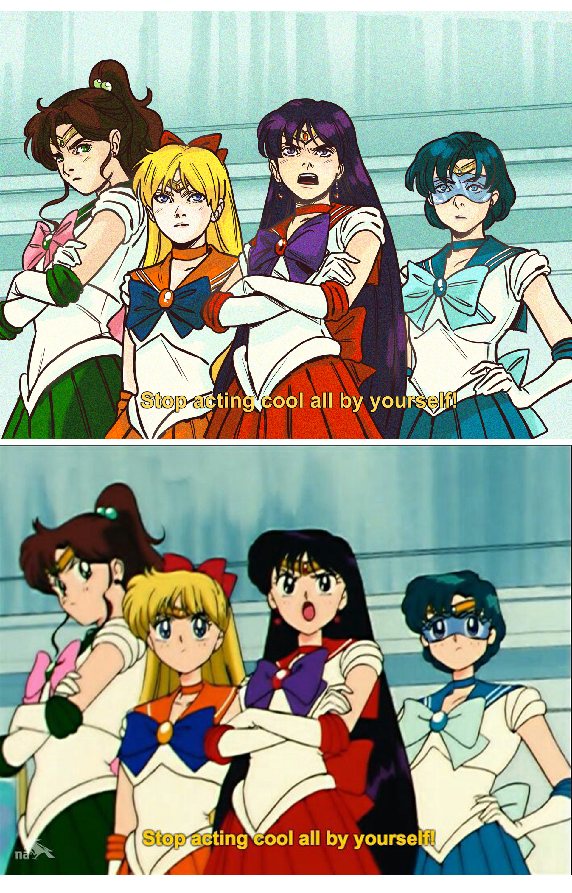 redraw sailor