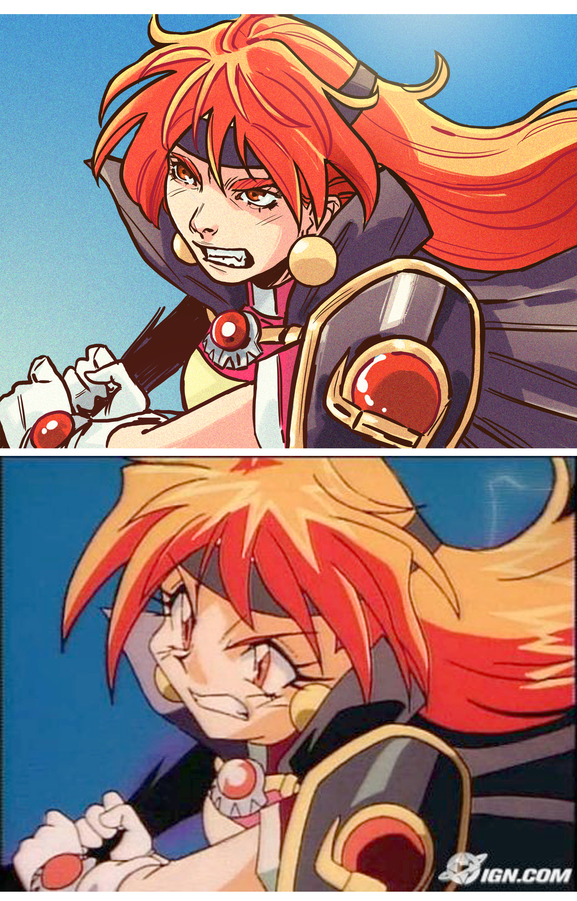 screencap slayers